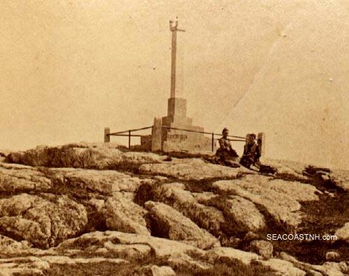 Smith Monumnet, Star Island, NH / SeacoastNH.com