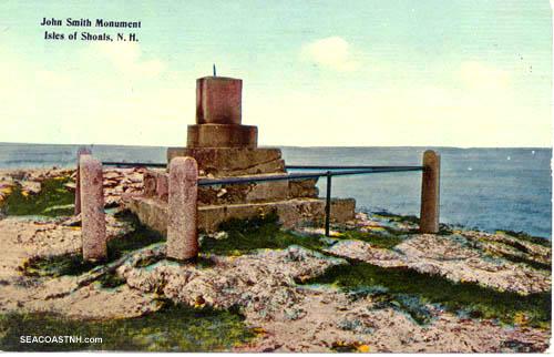 Smith Monument postcard