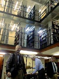 Masonic library in Boston, MA