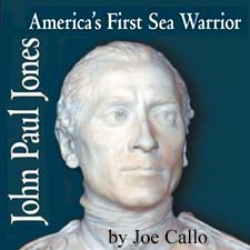 John Paul JOnes by Joe Callo book cover art