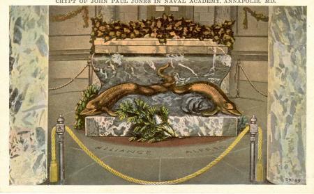 John Paul Jones Tomb