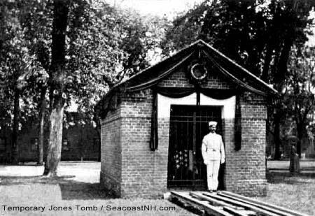JPJ Temporary Tomb