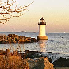 New England LIghthouses by Jeremy D'Entremont