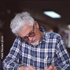 Historian & editor Raymond A. Brighton by Peter E. Randall/ SeacoastNH.com