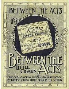 Between the Acts Ad