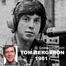 Tom Bergeron 1981 (c) copyright SeacoastNH.com