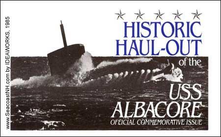 USS Albacore Reporter Journal