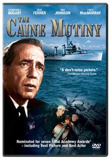 Caine Mutiny with Humprhey Bogart
