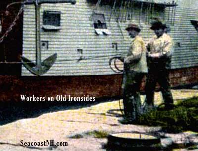 Ironsides Workers / SeacoastNH.com