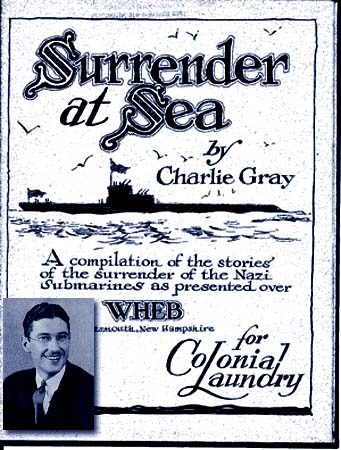 Surrender at Sea by Charlie Gray/SeacoastNH.com