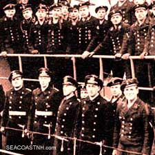 Surrendering Uboat Crew 1945/ SeacoastNH.com