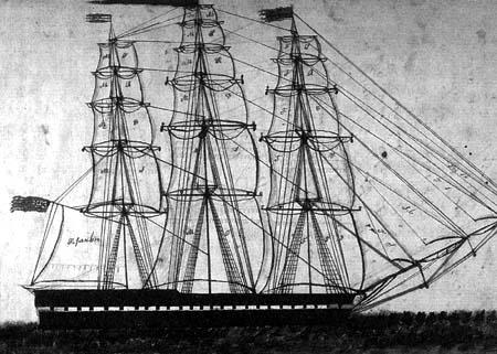Portsmouth whaler Ann Aprry / SeacoastNH.com