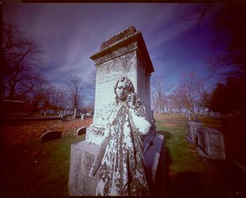 Pinehill Cemetery, Dover, NH (c) Steve Salniker