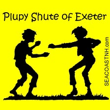 Plupy Shute a Real Boy of Exeter / SeacoastNH.com