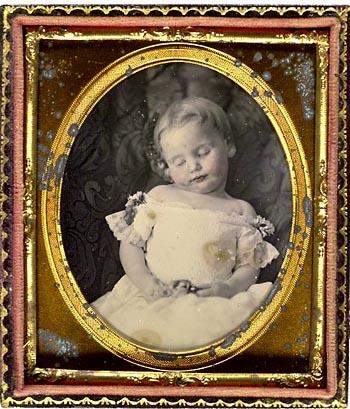 19th century post mortem photo/ SeacoastNH.com