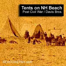 The Tent on Hampton Beach / SeacoastNH.com