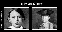 Tom as a Boy / SeacoastNh.com