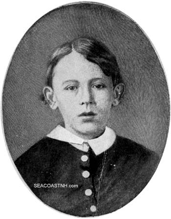 TB Aldrich as a young bad Boy / SeacoastNH.com
