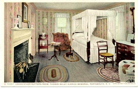The Grampa Nutter Room / SeacoastNH.com