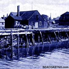 OFormer docks on Portsmouth's waterfront in NH / SeacoastNH.com