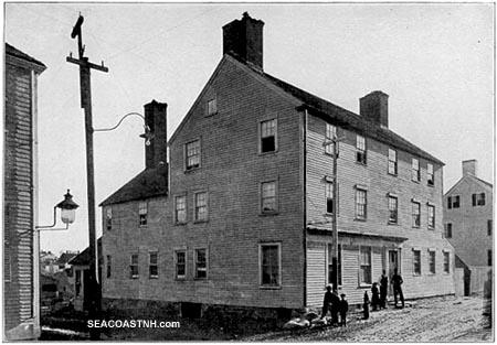 William Pitt Tavern in Portsmouth, NH / SeacoastNH.com