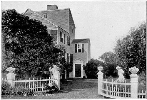 Gov Wentworth Mansion, Portsmouth, NH / SeacoastNH.com