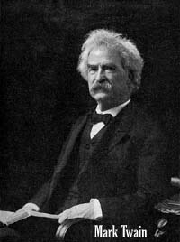 Twain in Black / SeacoastNH.com