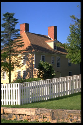 Tobias Lear House (c) Frank Clarkson