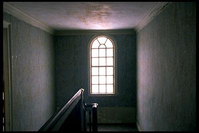 Upstairs hallway (c) Frank Clarkson