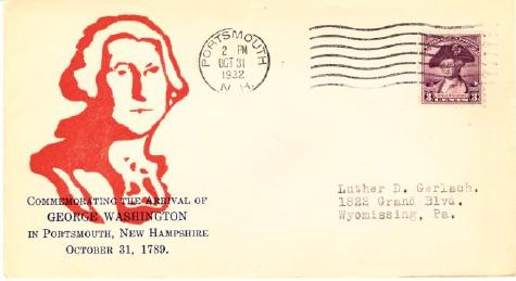 Commemorative Letter