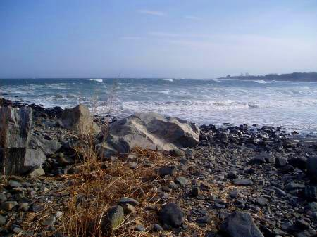Crescent Beach, Kittery, ME