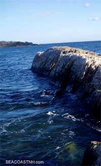 Sea at Kittery Maine/ SeacoastNH.com