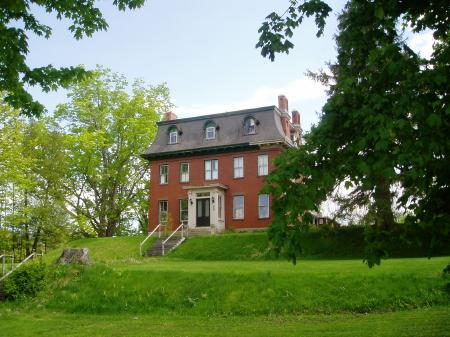 Former mill owner's house, Rollinsford, NH