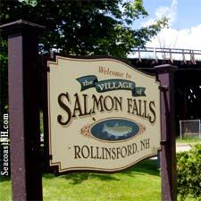 Salmon Falls Village, NH