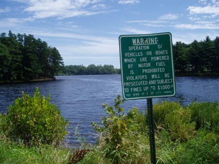 No motor regulations on Willand Pond / SeacoastNh.com