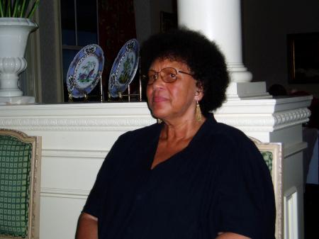 Historian Valerie Cunningham