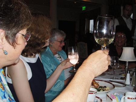 Toast to 1964 Civil Rights Action