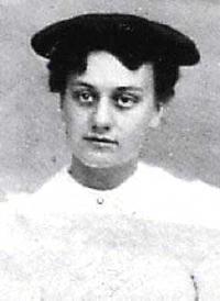 Alice Willard Wilson  circa 1900