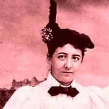 Mystery Woman circa 1900 (c) Norman Wilson