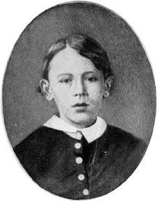 Thomas Bailey Aldrich as a boy